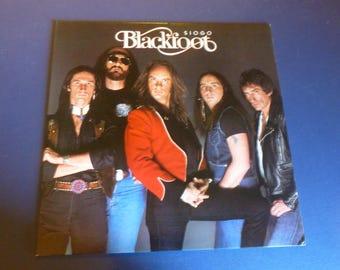 Blackfoot SIOGO Vinyl Record LP 90080-1 ATCO Records 1983