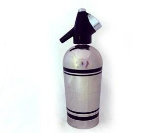 Vintage Sparklets Mid Century Soda Syphon vintage seltzer bottle