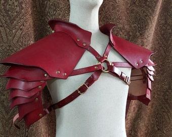 Large Pauldron/Shoulder Armor