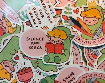 Sticker : Little Ciki