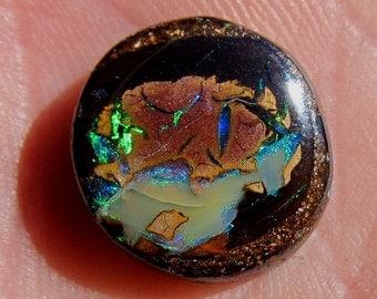 Australian Koroit Boulder Opal Cabochon -  12.4 ct