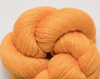 Mango Silk Cashmere Lace Weight Recycled Yarn, SCH00263