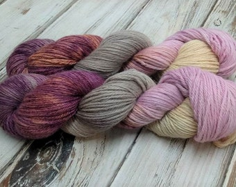 Mon Coeur Bella 3.5oz 100g 220yd Baby Alpaca DK Yarn Knitting Crochet