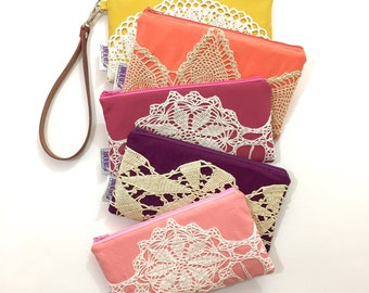 Women's Wallet - Choose Your Own Fabrics
