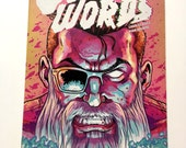 CURSE WORDS (Retailer Exclusive Preview Ashcan)