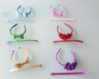 Blythe Festive Hairband & Belt Set (BD20916)
