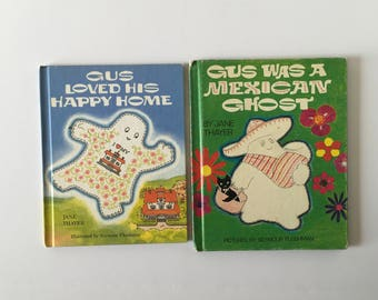 Vintage Gus the Ghost Books