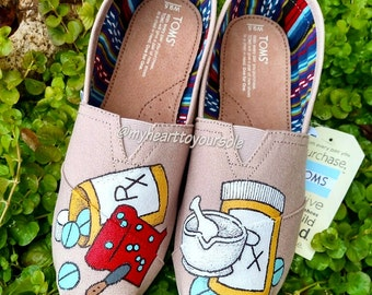 Price includes shoes. Simple Pharmacy TOMS