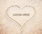 Custom Order for Carl