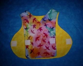 Micro Preemie Baby 1-3 lbs. NICU gown.