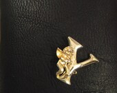 Y Oh Y Would You Want to Miss This Initial Y Brooch