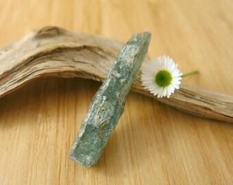 Green Kyanite Crystal