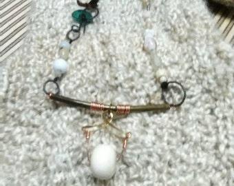 IndigoMoon necklace wasteland boho