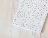 Silver Foil Metallic Confetti Tissue Paper - 10 sheets
