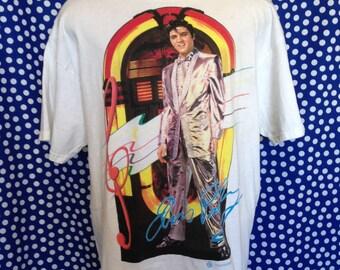 1996 Elvis Presley t-shirt, XL