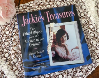 Jackie's Treasures Fabled Objects from the Auction of the Century 1996