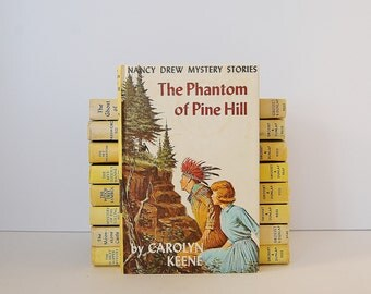 The Phantom of Pine Hill Nancy Drew Book by Carolyn Keene