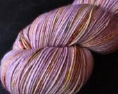 Linger at Twilight - Indelible Sock Yarn: 75/25% Superwash Merino/Nylon, Fingering Weight - In Stock