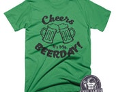 Beer Shirt St Patricks Day Shirt Beer Gifts Funny Tshirts St Pattys Day Shirt Drinking Shirt Birthday Shirt Mens Tshirt Womens Graphic Tees