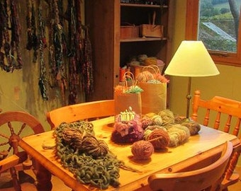 How To Crochet Complete Beginner's Crochet ~ Actual Workshop Weekend Place 1st, 2nd April 2017 Mid Wales ~ Includes Materials & Crochet Kit