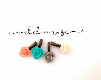 Add a Rose to your Hendersweet Necklace.