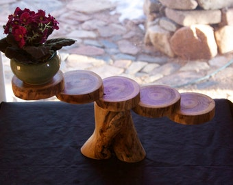 Candle holder - Rustic candle - Floating candle - Modern rustic decor
