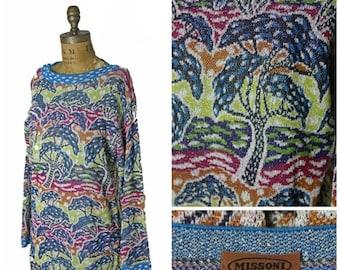 on sale 1980s Knit Missoni Dress