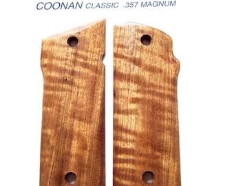 Custom Coonan   .357 Magnum / Figured Pyinma
