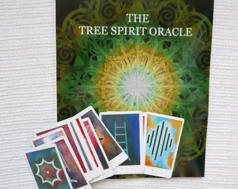 The Tree Spirit Oracle Set