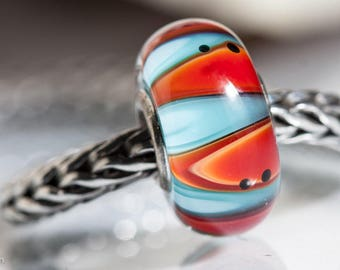 Small Core Artisan Bead SRA Lampwork Beads BHB