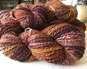 Elisa Handspun sweater yarn