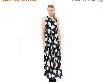 SALE 40% OFF Floral dress, Boho Chic Summer and Spring Maxi Dress for all Occasions, Beautiful floor length dress