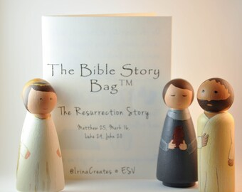 The Bible Story Bag The Resurrection Story