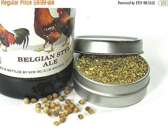 HOLIDAY SALE Coriander and Orange Belgian Style Steak Rub (2 oz.)