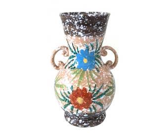 Vintage Italian Flower Vase