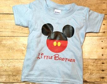 Mickey Disney shirts vacation personalized family name Minnie