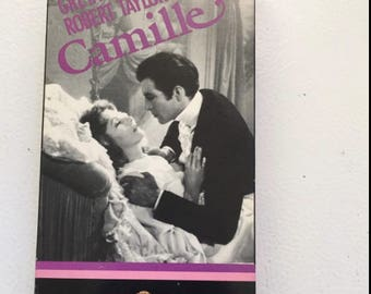 Camille  (VHS) Featuring Greta Garbo
