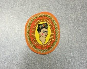Frida Kahlo Patch