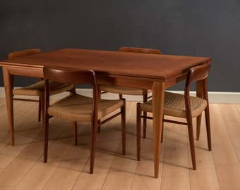 Danish Niels Otto Moller Teak Dining Table