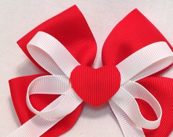 Hairbows/Boutique Hairbows/Grosgrain Ribbon/Girls Hairbows