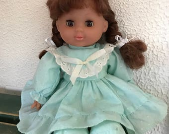 """Vintage 12"""" doll by Simba Toys"""