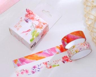 Japanese Washi Tape Set- Masking Tape Set -Decoration Tape Set