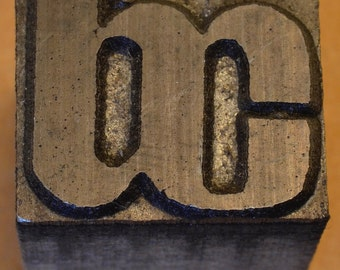 bc logo print block