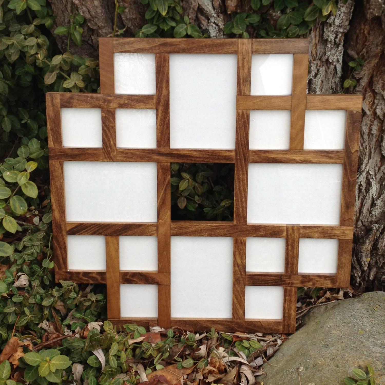 collage frame multiple openings frame photo collage frame. Black Bedroom Furniture Sets. Home Design Ideas