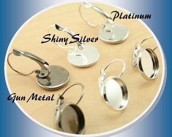 Photo Jewelry Craft Supplies Glass Charms By Purplemountainbtq