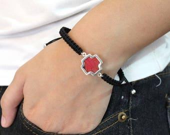 Protection bracelet Gift friendship bracelet Real butterfly jewelry Nature bracelet gift Everyday bracelet Insect jewelry gift Boho bracelet