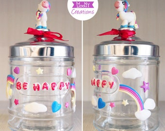 Unicorn Happiness Jar
