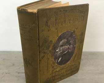 Antique Biography - The Life And Distinguished Services Of William McKinley. Our Martyr President - 1901 - Presidents - US History