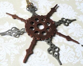 Steampunk Ornaments Etsy