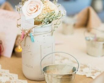 Sola Wood centerpiece , sola flowers, sola centerpiece, Wedding reception decor, Centerpieces, wedding centerpiece, rustic